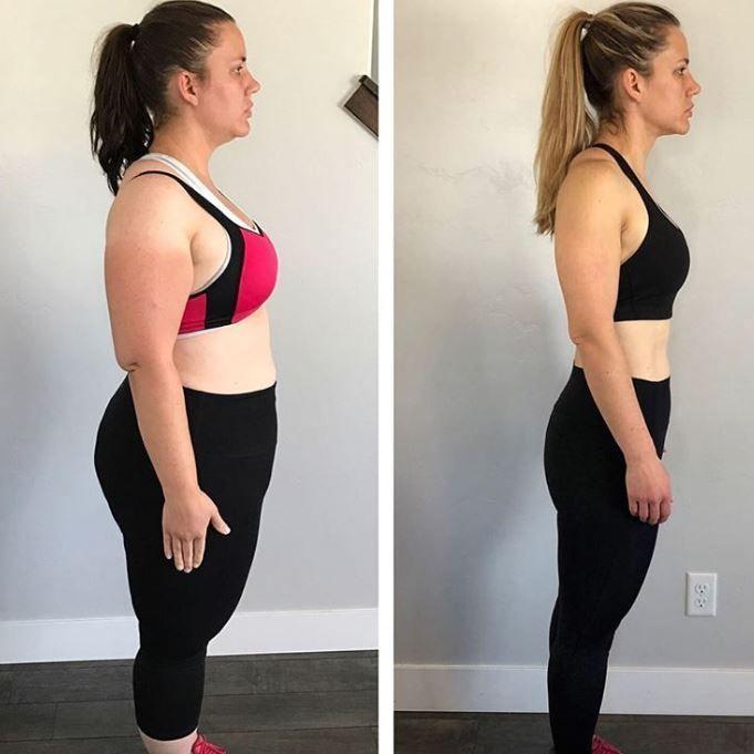Avantaprès Bikini ChallengeLes 35 Body Physiques Transformations shQtrCBdx