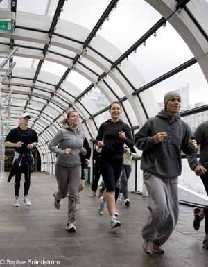Saint-Valentin : un « Urban Training » spécial couple