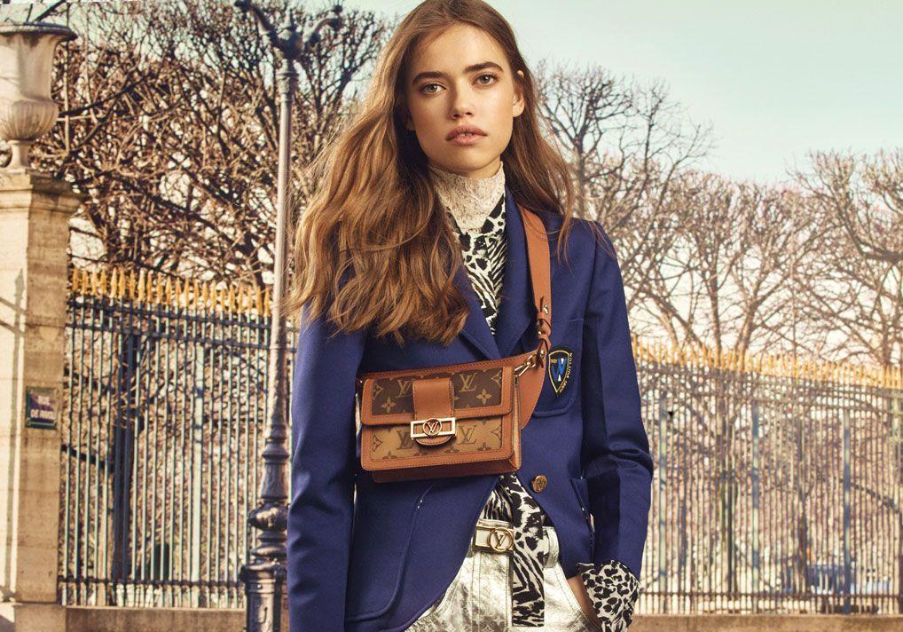 #ELLEFashionCrush : 7 sacs Louis Vuitton qui nous donnent envie d'adopter le Monogram