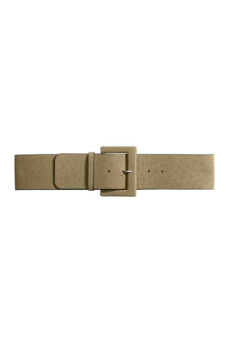 Ceinture large H M - 20 ceintures qui soulignent la taille avec style - Elle 2b9201ccee8