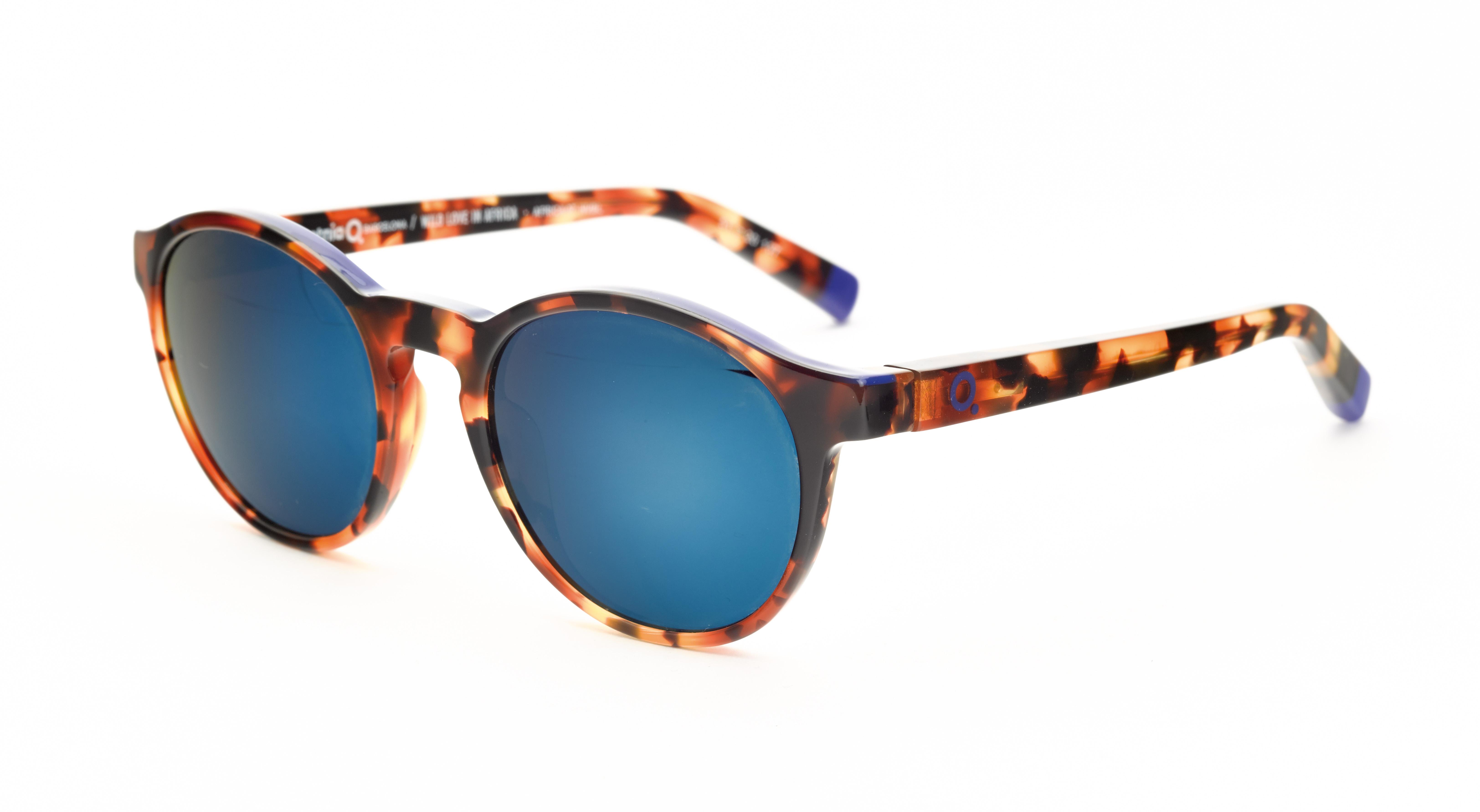 7a5800934abc9 Lunettes de soleil avec verres miroir Etnia Barcelona - 20 lunettes de soleil  miroir pour passer un été stylé - Elle