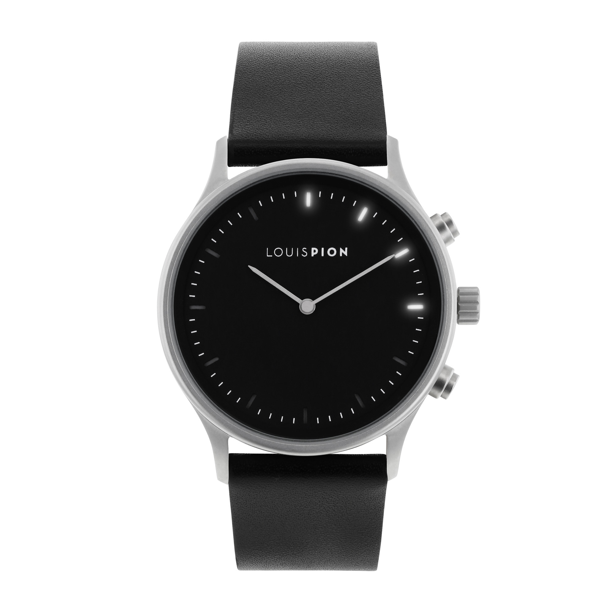 Montre connectée Louis Pion - 15 montres connectées qui remettent les  pendules à l heure - Elle fa9d3dfd8c7