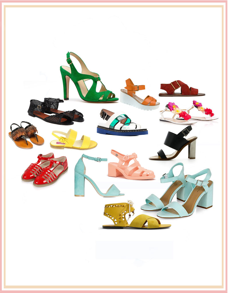 fe31230e2fdb12 Chaussures femme : les tendances mode chaussures pour femme - Elle