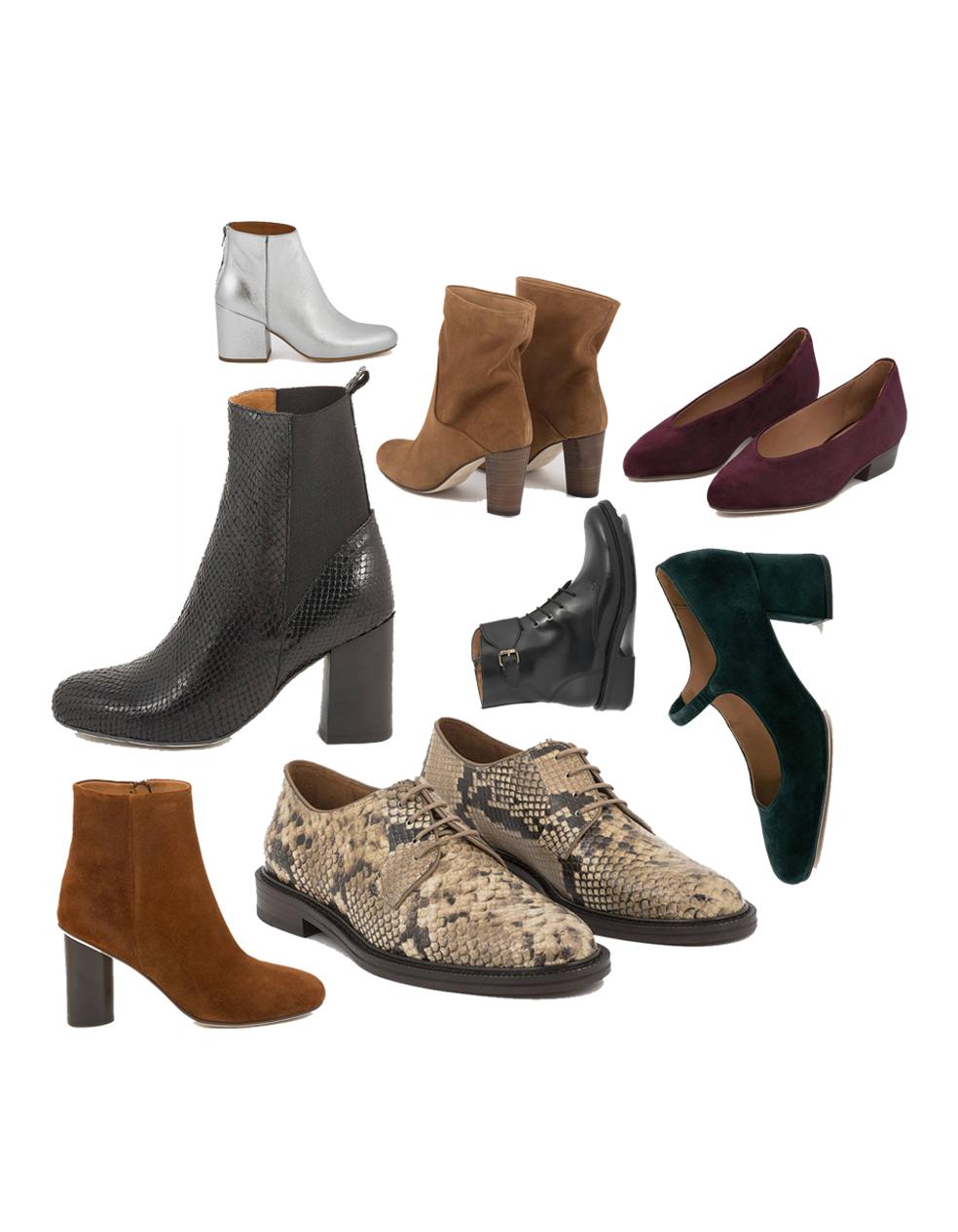 aaf576e80ebd 10 chaussures Anthology Paris à ajouter à sa wishlist - Elle