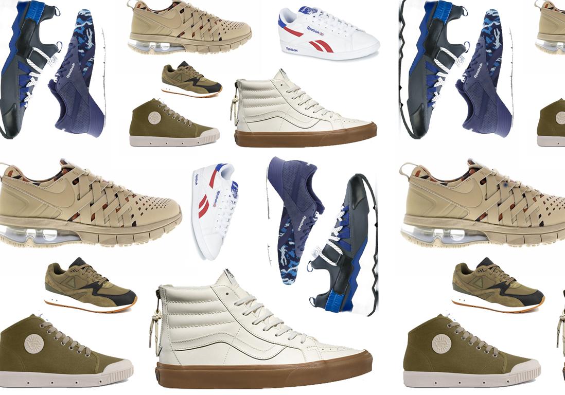 Baskets pour homme : 35 paires qui claquent !