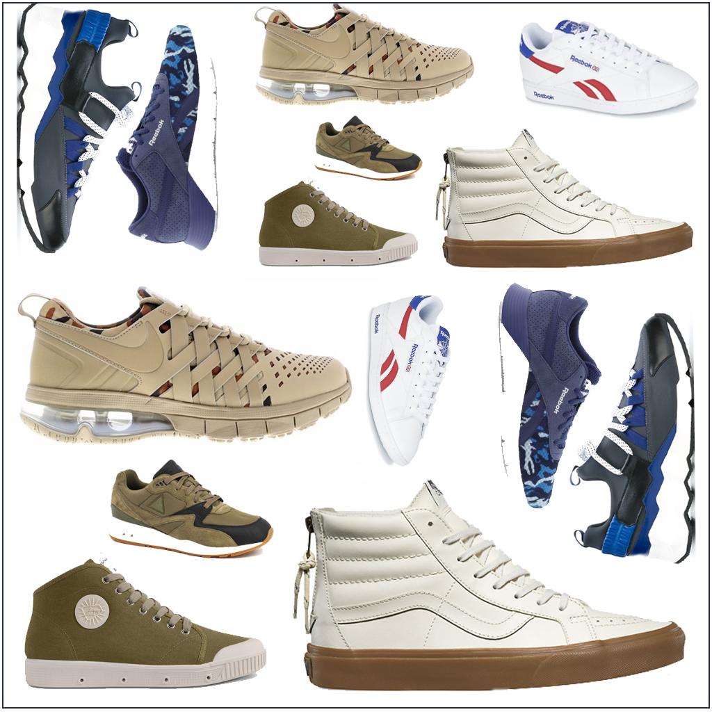 basket homme : 35 paires de baskets pour homme qui claquent ...