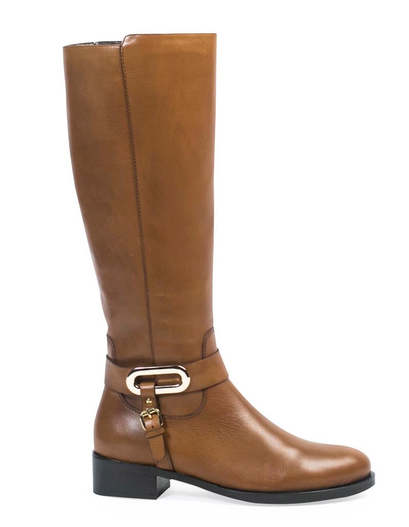 40739e878df Bottes cavalières André - Nos 20 plus belles paires de bottes cavalières -  Elle