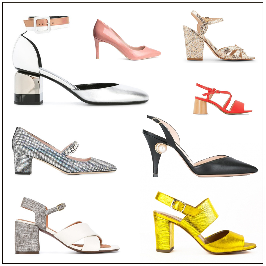 e641ba005e9b3 talon confortable   notre sélection de chaussures à talons confortables -  Elle