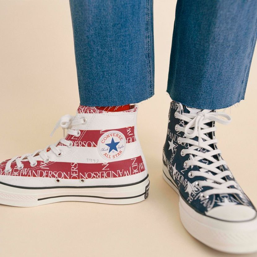 La nouvelle collaboration Converse x JW Anderson sort