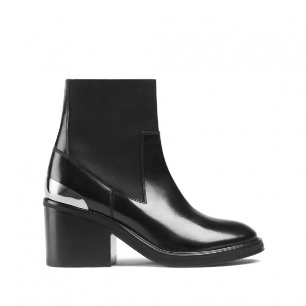 it pi ce les nouvelles boots acne studios les dion elle. Black Bedroom Furniture Sets. Home Design Ideas