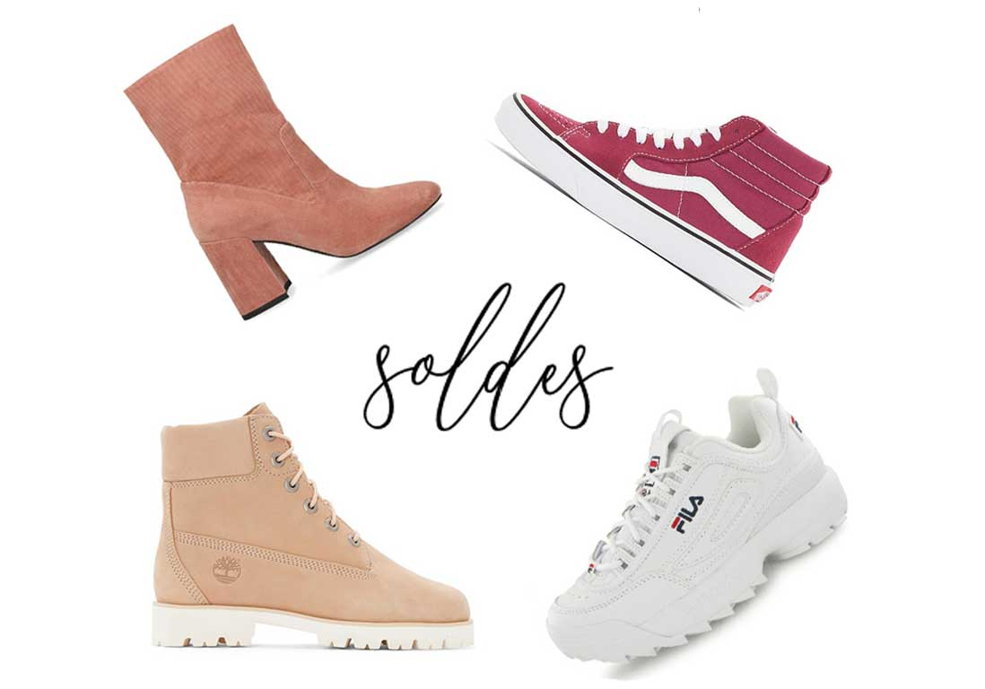 La Redoute soldes chaussures 2019 : notre sélection de