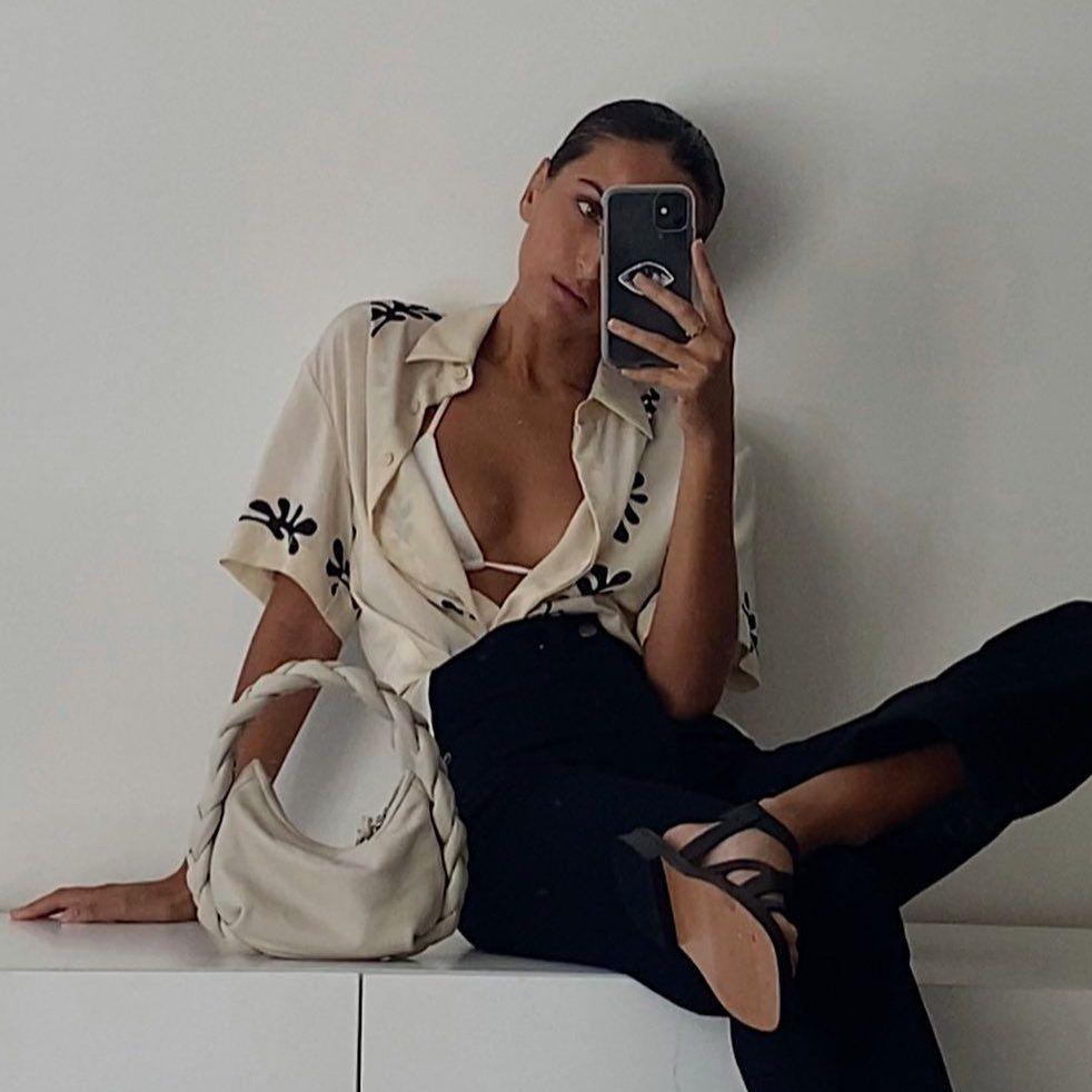 Ce chemisier rend toutes les modeuses dingues sur Instagram - Elle
