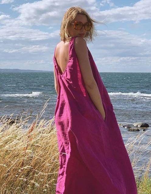 Cette forme de robe sera la plus désirable du printemps - Elle