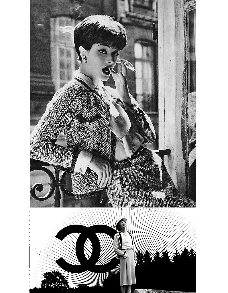 Exclu 5 vid os qui racontent l 39 histoire de la maison chanel elle - Maison de la mode ...