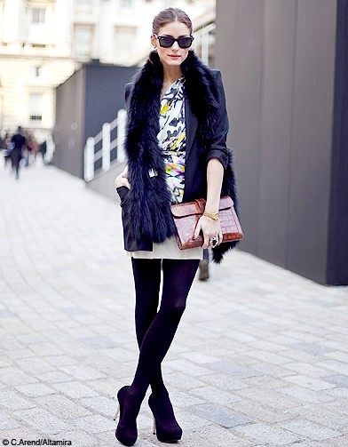 Mode,street,style,look,tendance,sexy,en,hiver,