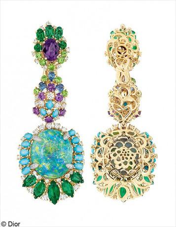 Haute joaillerie les 13 plus beaux bijoux du monde elle for Les plus beaux plafonds du monde