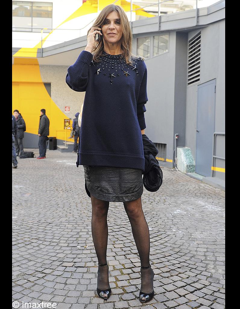 Melanger Du Noir Avec Du Bleu Marine Le Faux Pas C Est Fashion