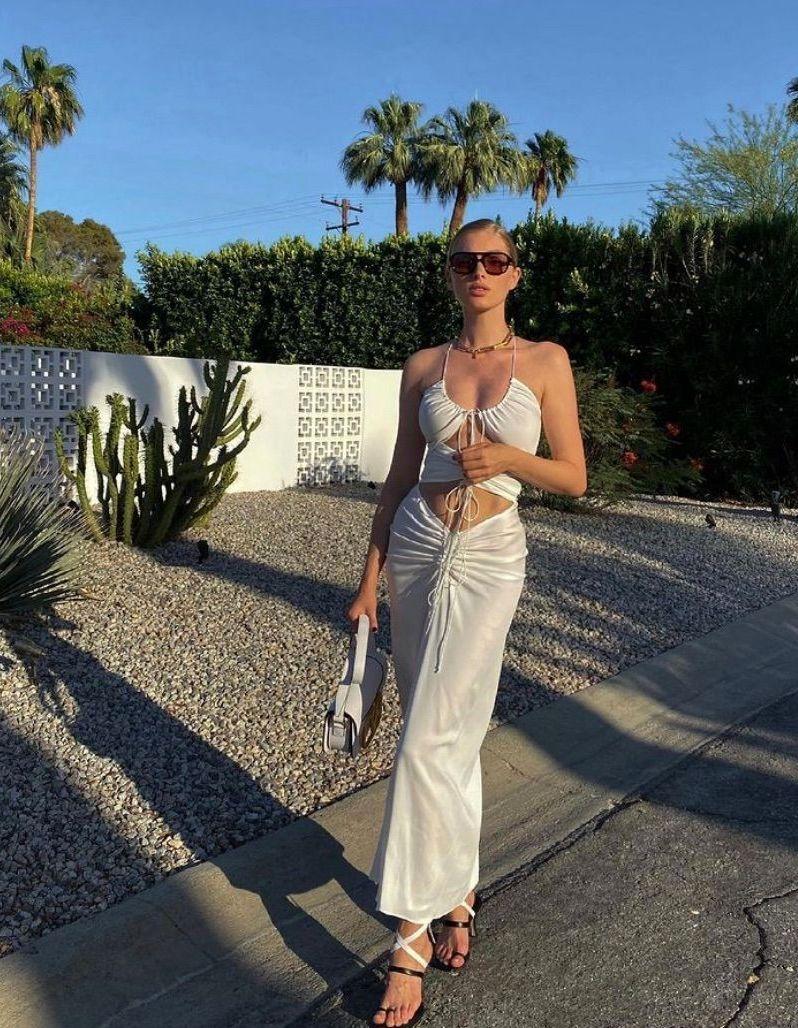 Le robe cut-out, l'indispensable de cet été
