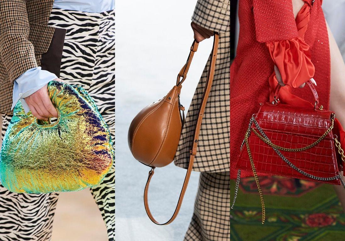 Les sacs les plus fabuleux repérés à la Fashion Week de Londres - Elle