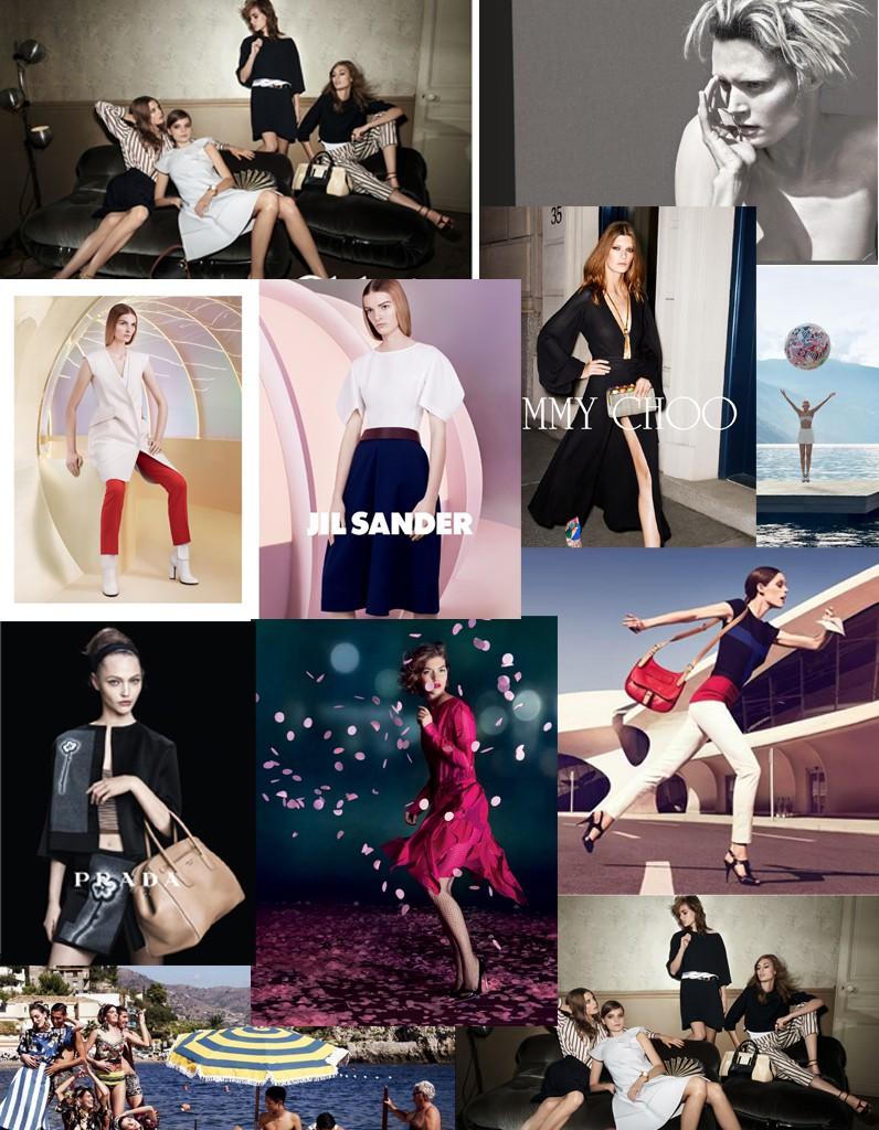 Un avant gout d ete les campagnes publicitaires du printemps 2013