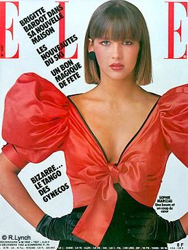 D 233 Cembre 1982 On S Inspire De La Mode Des Ann 233 Es 80 Elle