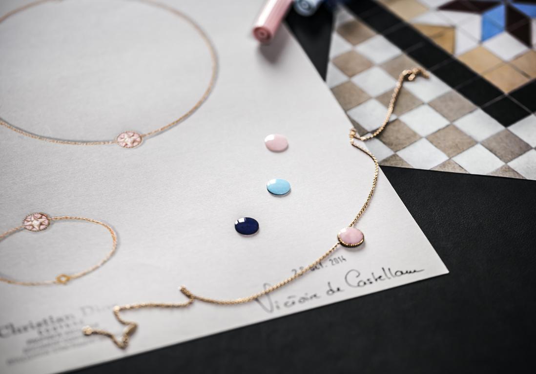 Rose Des Vents La Collection De Joaillerie Dior Qui Porte Bonheur