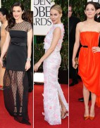 Golden Globes les 10 looks preferes de la redaction