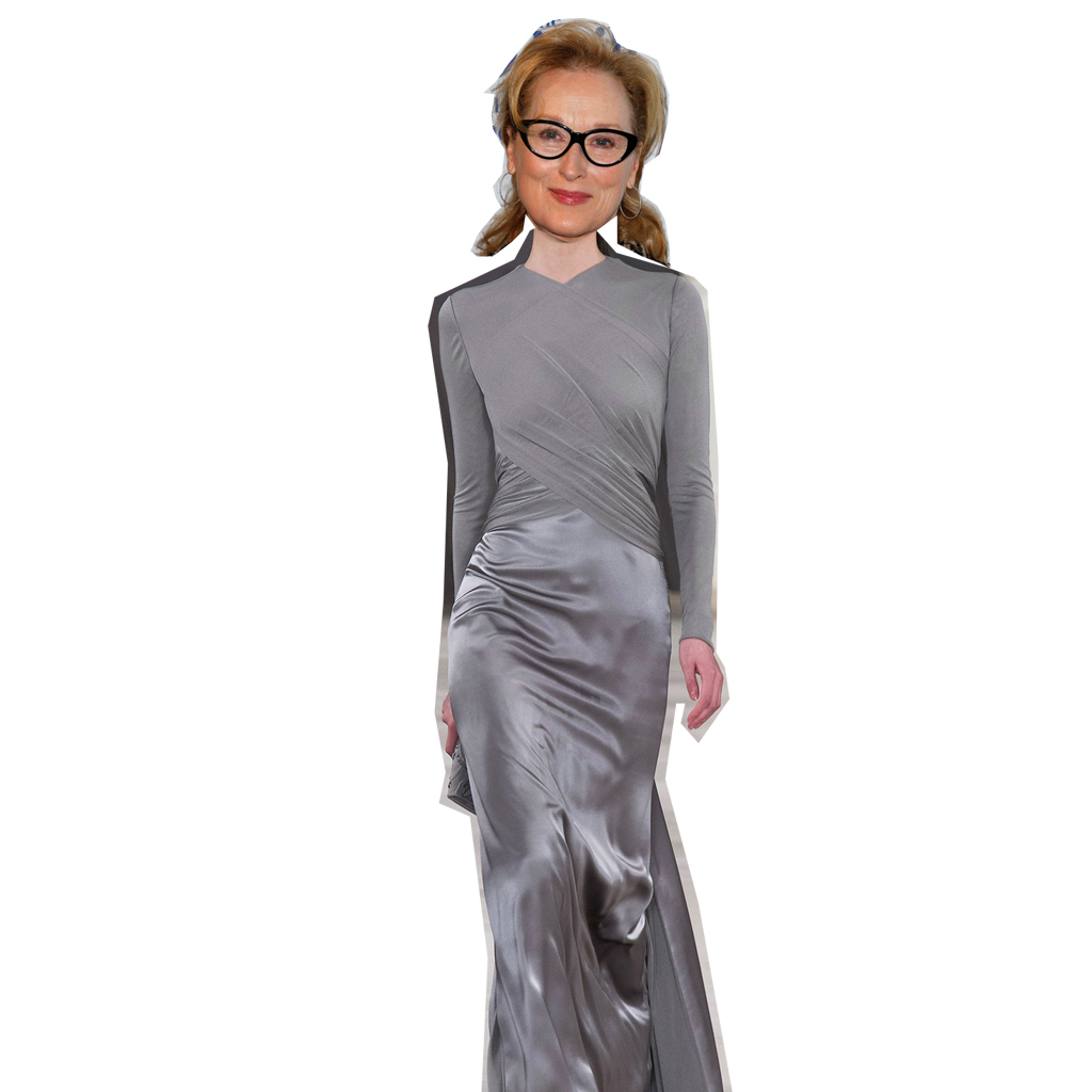 75cb9c069f7 Meryl Streep en Ralph Lauren automne-hiver 2014-2015 - Festival de Cannes    les 28 robes qu on aimerait voir portées par les stars - Elle