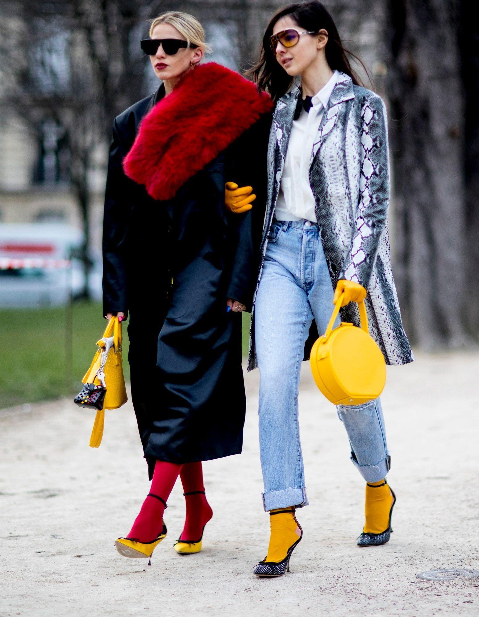 Pourquoi il ne faut jamais porter de collants sous son jean elle - Elle ne porte jamais de sous vetement ...