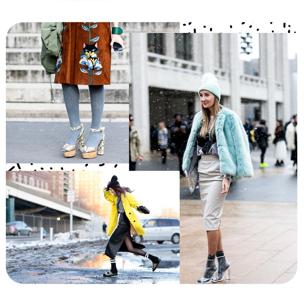 517b4caa13988 Comment porter des sandales d hiver   30 inspirations pour savoir comment  porter des sandales d hiver sans avoir l air ringard - Elle