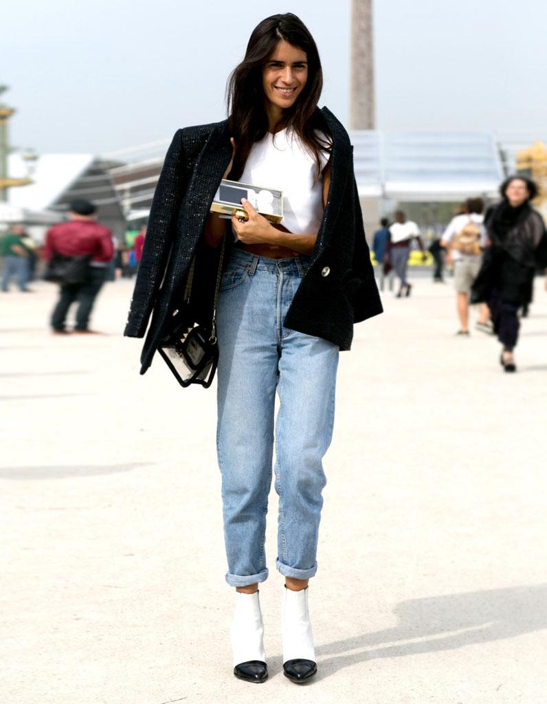 f37fb32ee0a4 Comment porter les bottines comme une vraie fashionista   - Elle