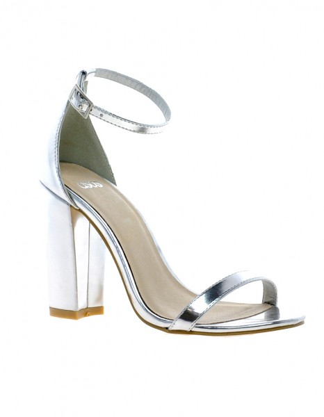 Chaussures argent es asos mariage on recycle nos basiques elle - Recycler les chaussures ...