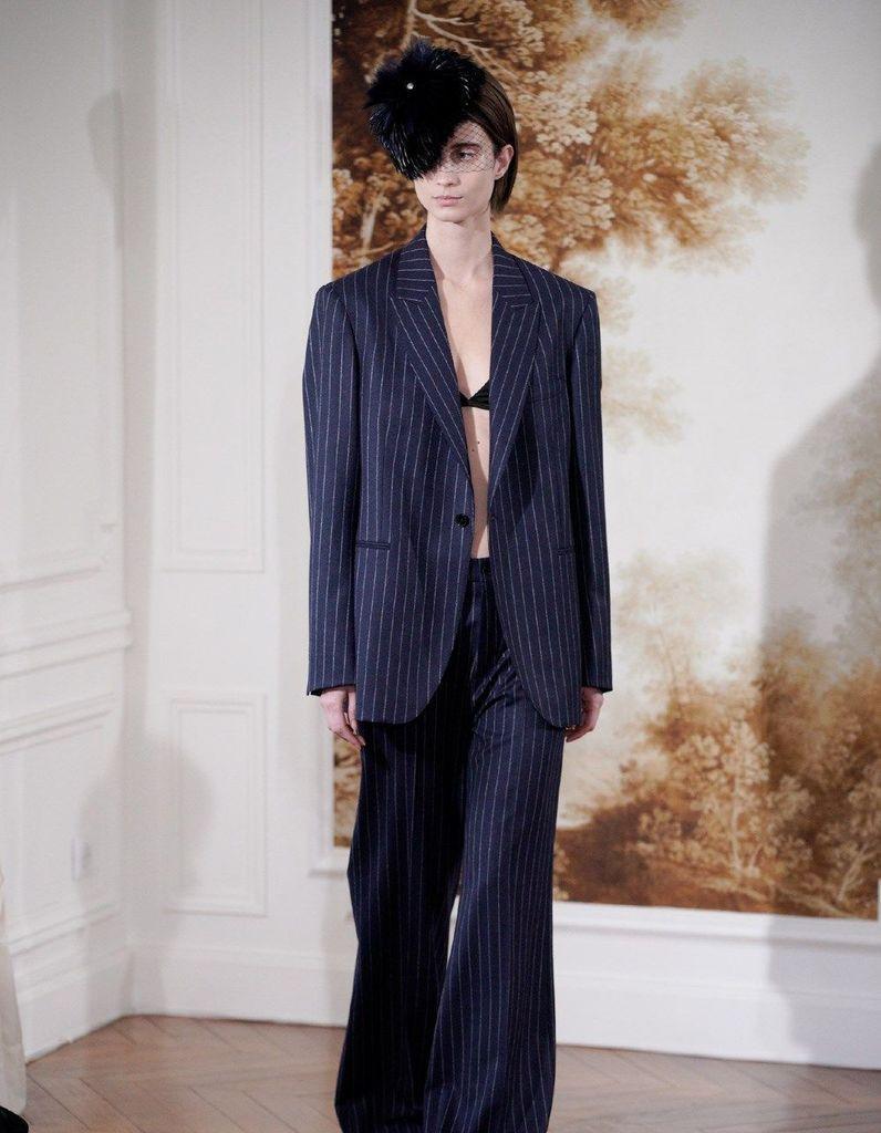 Défilé Bouchra Jarrar Haute Couture Printemps-été 2020 - Paris - Elle