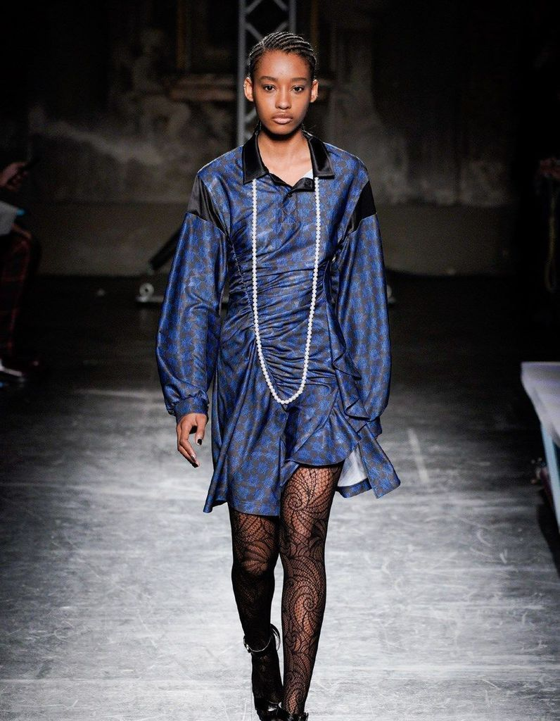 Défilé Emilio Pucci Prêt à porter Automne-Hiver 2020-2021 - Milan - Elle