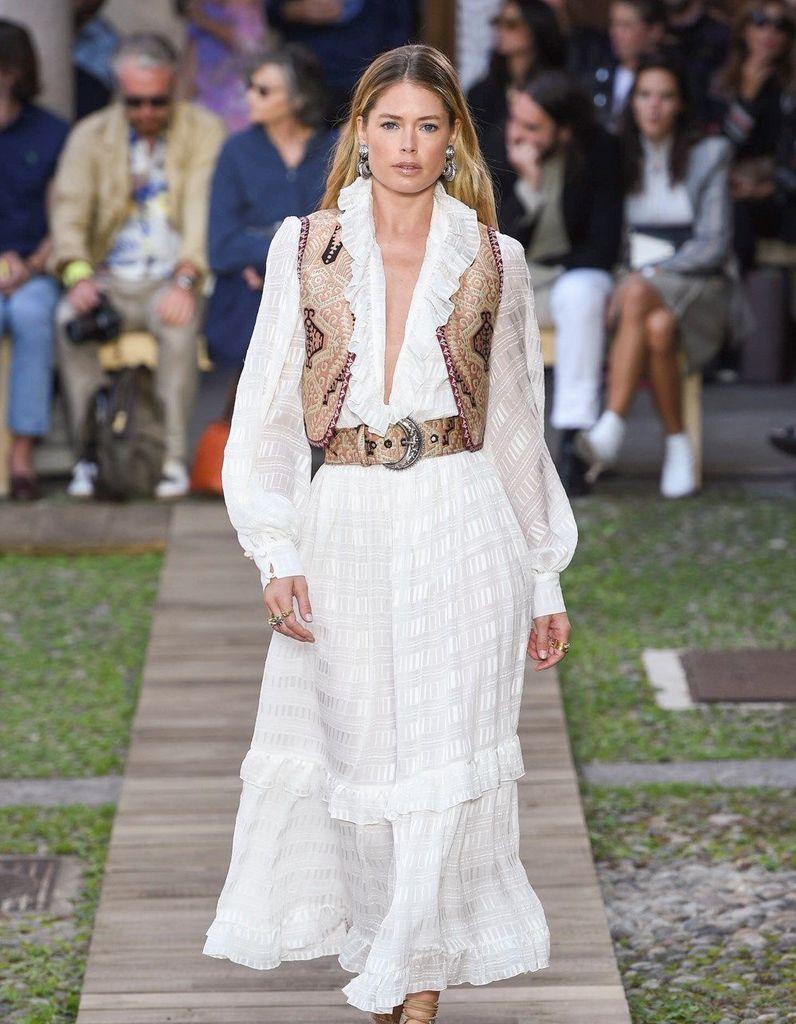 Défilé Etro Prêt à porter Printemps-été 2020 - Milan - Elle