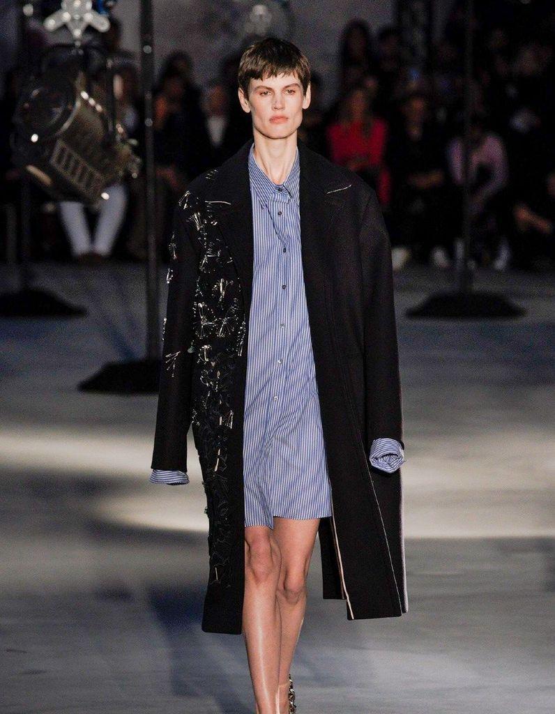 Défilé N 21 Prêt à porter Automne-Hiver 2020-2021 - Milan - Elle
