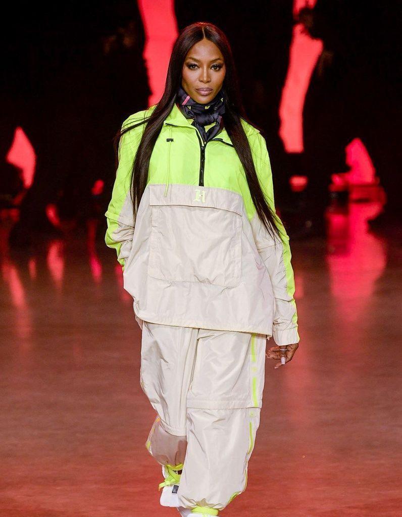 Défilé Tommy Hilfiger Prêt à porter Printemps-été 2020 - Londres - Elle