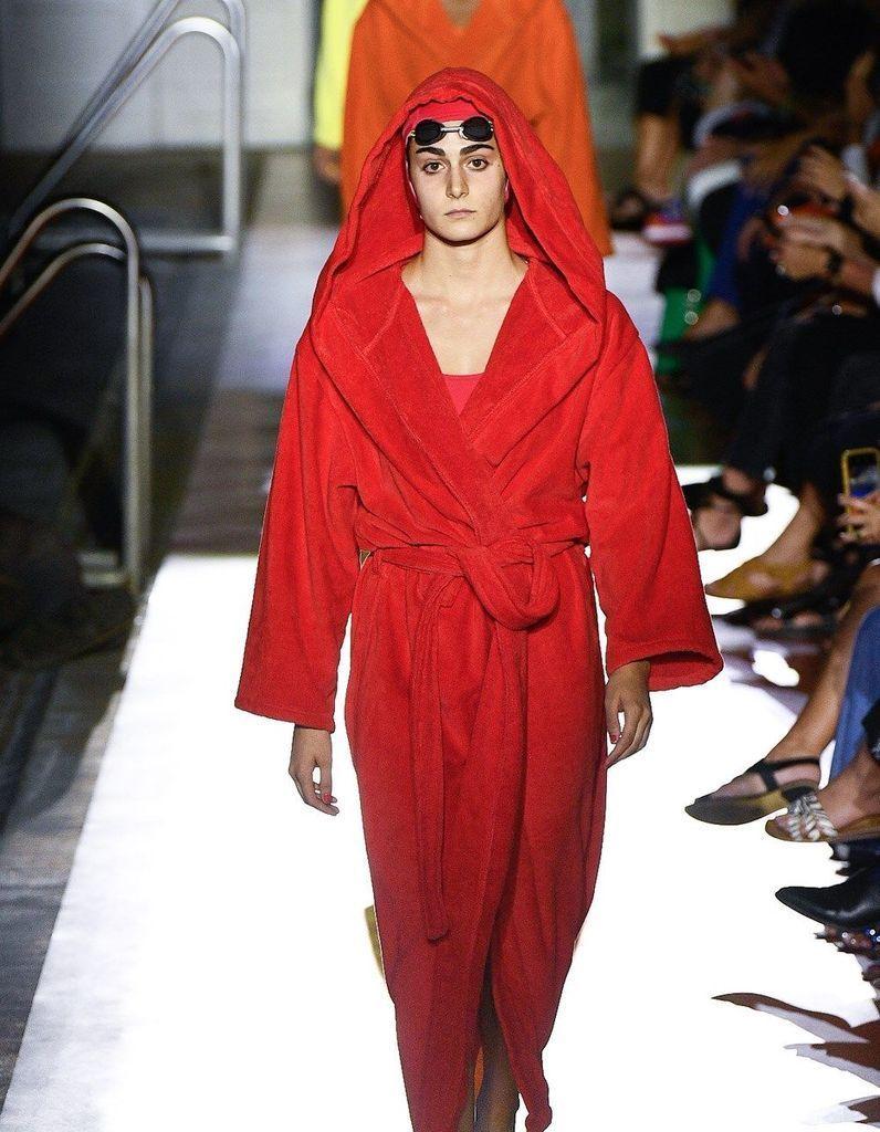 Défilé UNITED COLORS OF BENETTON Prêt à porter Printemps-été 2020 - Milan - Elle