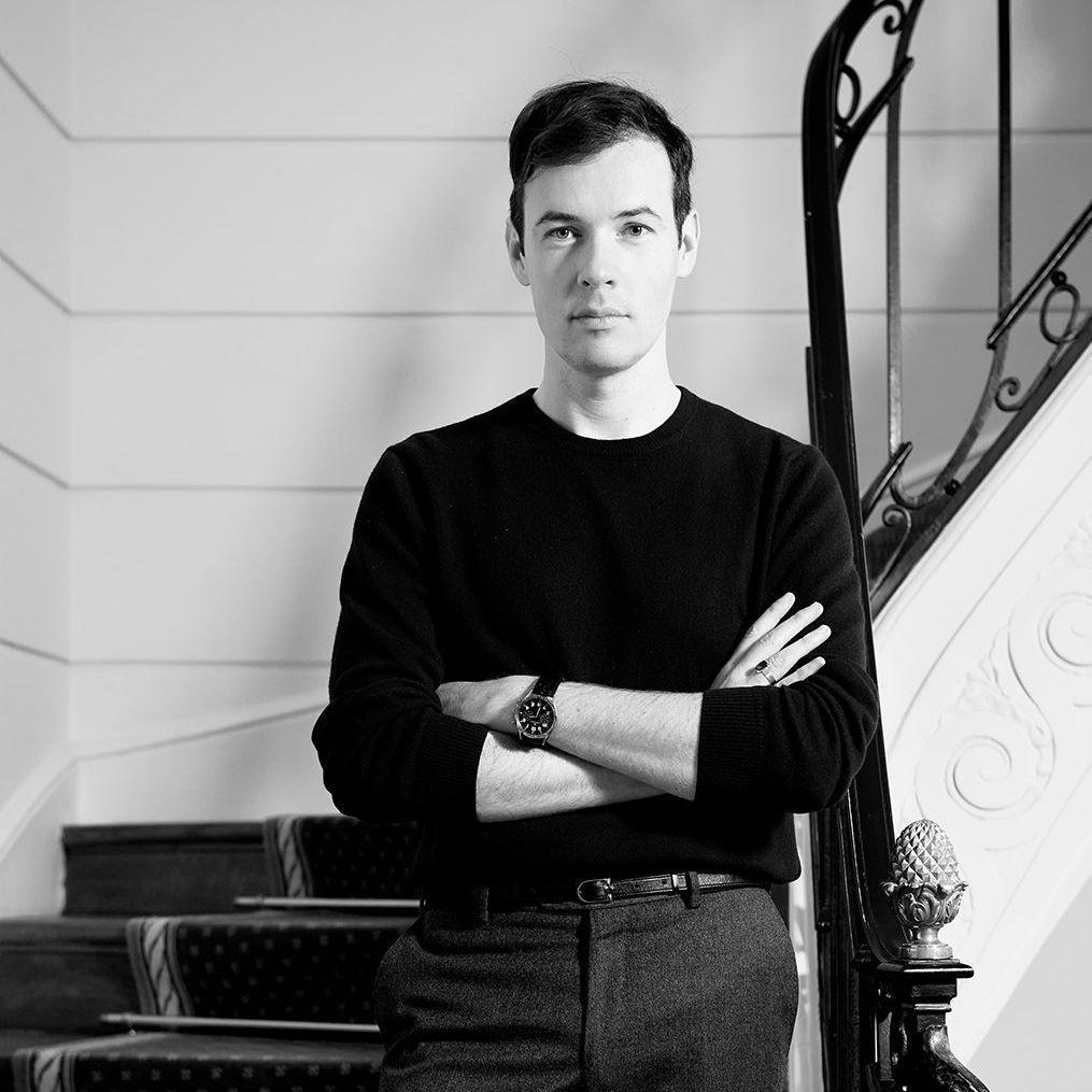 Fashion Week : 5 questions à Georg Lux, nouveau directeur de la création de Léonard - Elle