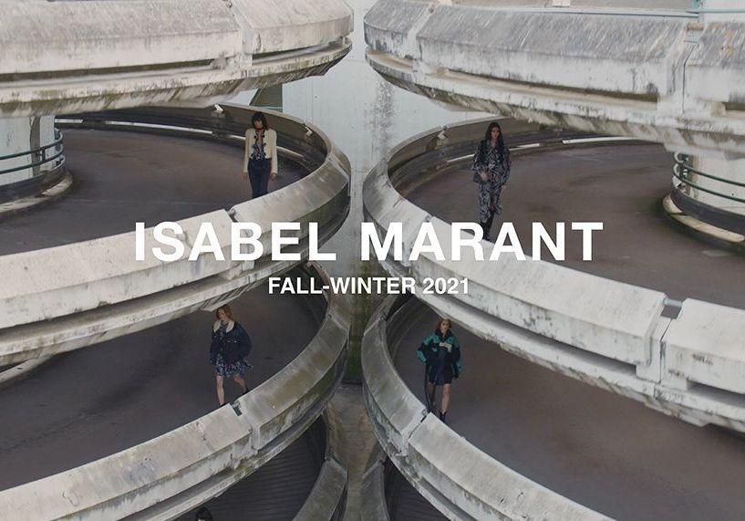 Fashion Week de Paris : suivez le défilé Isabel Marant en direct - Elle