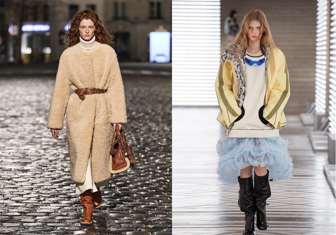 Fashion Week de Paris : une envie d'évasion - Elle