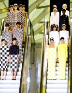 Live le defile Louis Vuitton en direct sur ELLE.fr