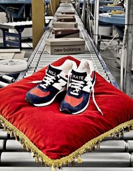 Gagnez les Sneakers princieres de New Balance