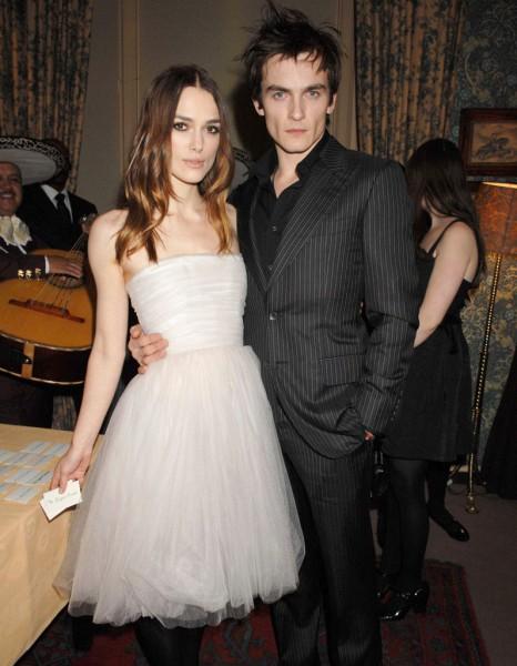 Keira Knightley : en 2008, elle portait déjà sa robe de mariée ...