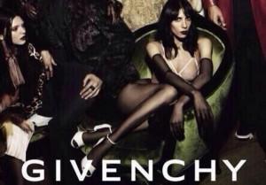 Kendall Jenner, mannequin star de la campagne Givenchy