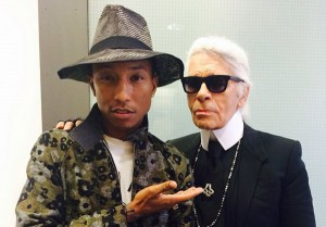 Pharrell Williams dans le prochain film de Chanel?