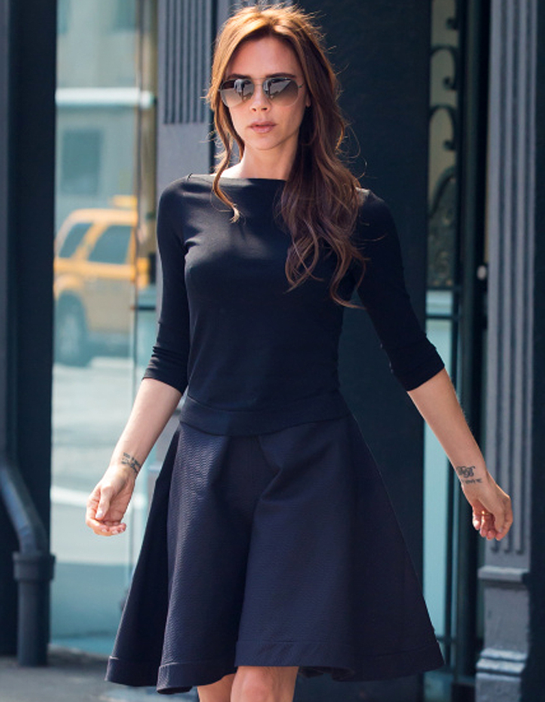 Victoria Beckham : les confessions d'une femme ambitieuse