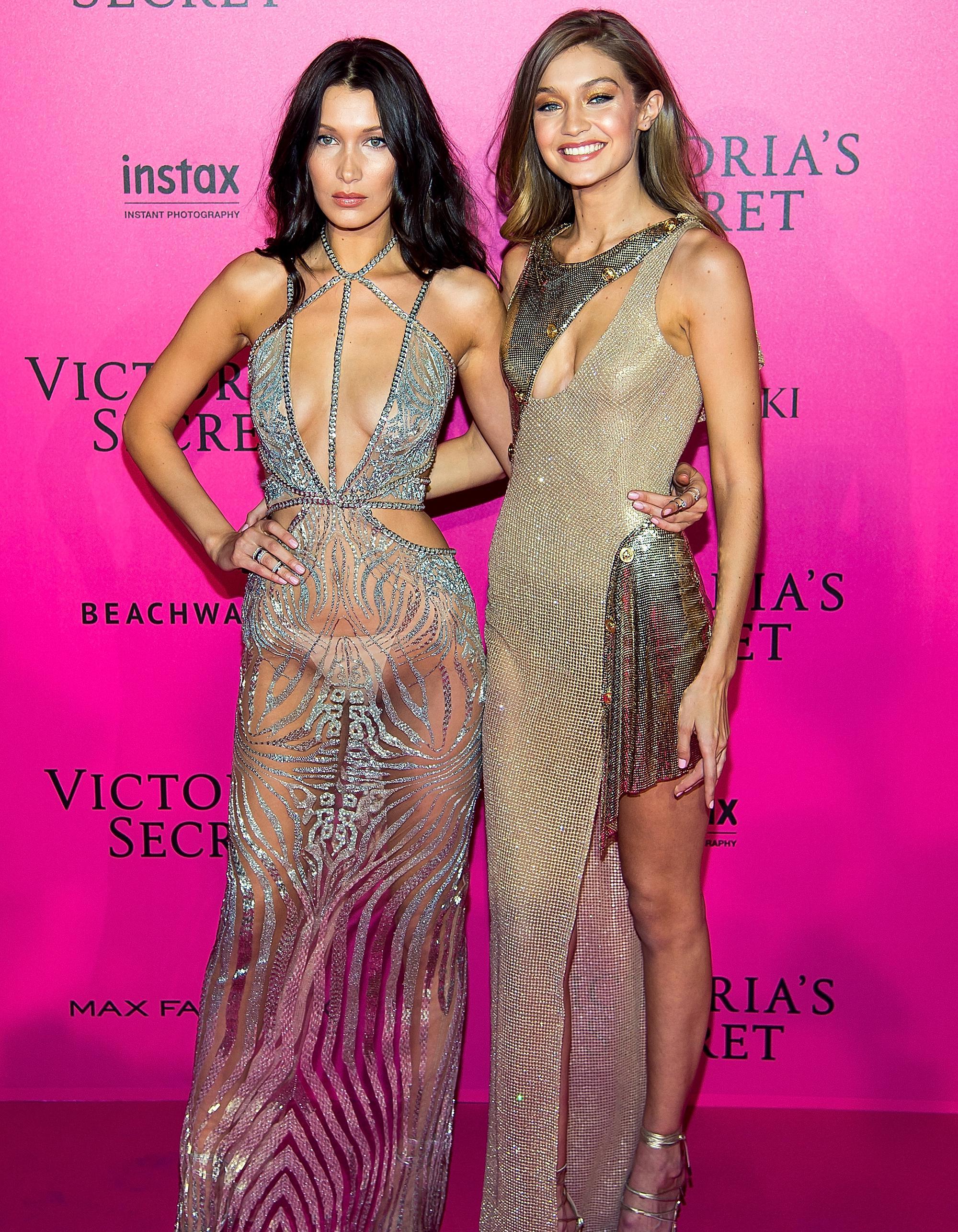 British Fashion Awards Gigi Hadid Affronte Bella Pour Le