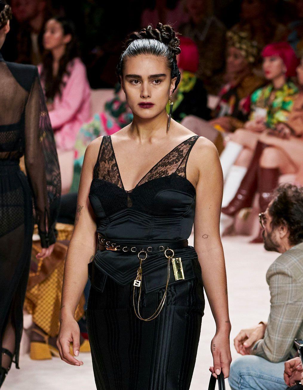 Ce qu'il faut retenir de la Fashion Week automne-hiver 2020-2021 de Milan - Elle
