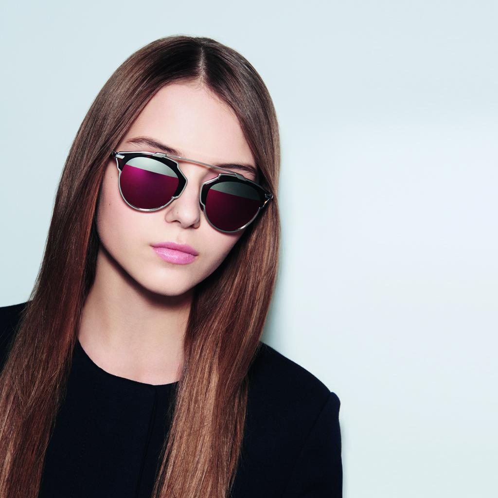 2c66fcdffd7 L instant mode   les lunettes de soleil personnalisables à l infini de Dior  - Elle